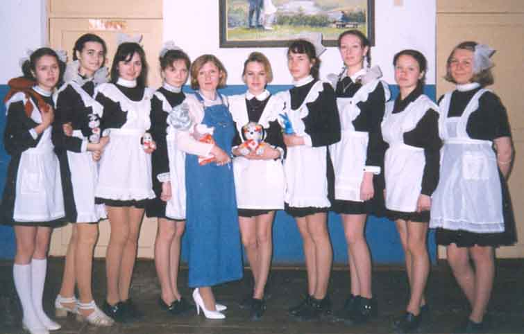 Выпускники- 1999